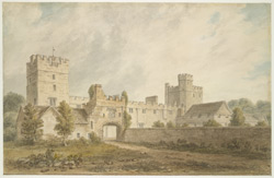 Naworth Castle, Cumbria, 1811
